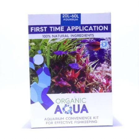 Organic Aqua First Time Application 20-60 litres