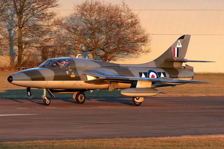 WV372\G-BXFI Hunter T7 Delta Jets | by Stuart Freer - Touchdown Aviation