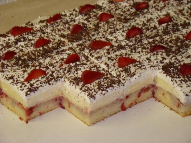 Luxusný jahodový rez, recepty, Zákusky | Tortyodmamy.sk