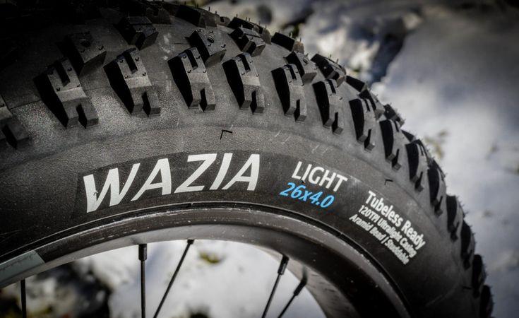 Terrene Wazia Fat Bike Tire Review. Singletracks Mountain Bike News.