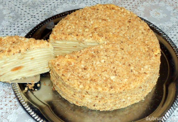 Fotorecept: Napoleon torta