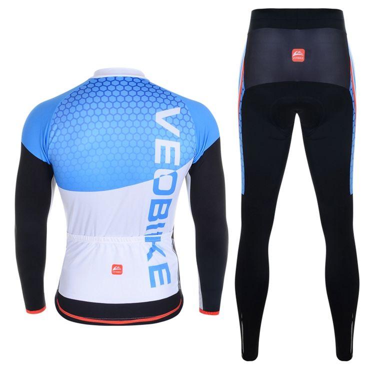 MannenenVrouwenFietsenKledingpakFiets Fiets Jersey Set Sportkleding Suit Riding Clothes