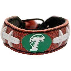 Gamewear Tulane Greenwave Authentic Football Bracelet