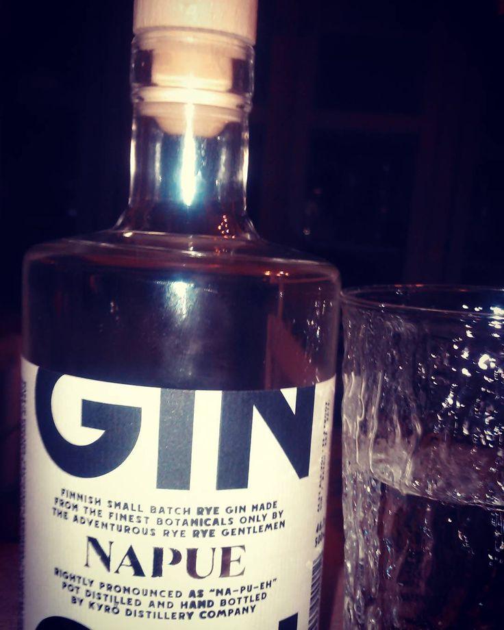 World's best gin comes from Finland #gintonic #napuegin #finnishgin #phury