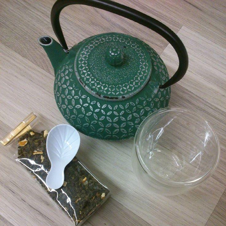 Recupera la línea con té azul naranja y mango. #teterahierro #teterahierrofundido #oolong #teazul #naranja #mango #tecaliente #teblau #te #tea #tealover #teapassion #quemagrasa #instate #instantmoment #teatime #tiempodete #momentote