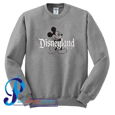 Disneyland Resort Mickey Mouse Sweatshirt