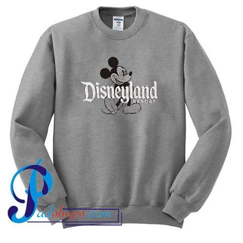 Disneyland Resort Mickey Mouse Sweatshirt