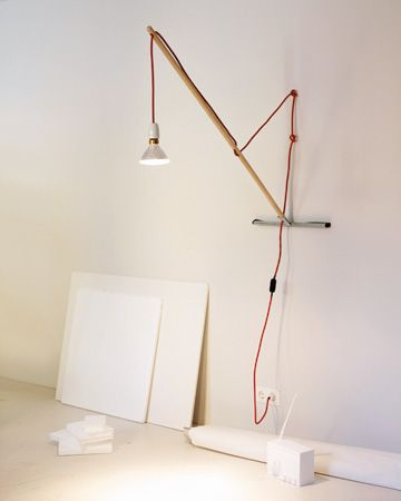 diy lamp by ingo maurer diy pinterest diy lamps. Black Bedroom Furniture Sets. Home Design Ideas