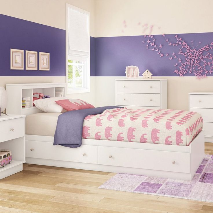 17 best ideas about Bookcase Bed on Pinterest Bedding storage Bed with  storage under and Ikea. Purple Twin Sauder Beds   xtreme wheelz com