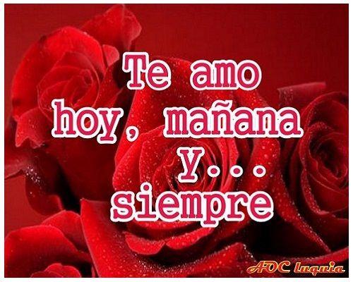 Mensaje De Te Amo Para Una Novia H Amor Frases De Amor Y