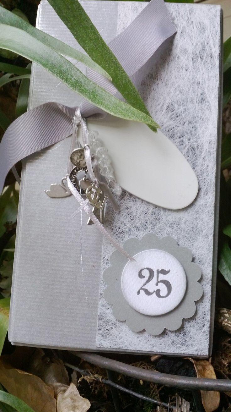 Lluvias de sobre para regalos con arte y significado de aniversarios de boda.