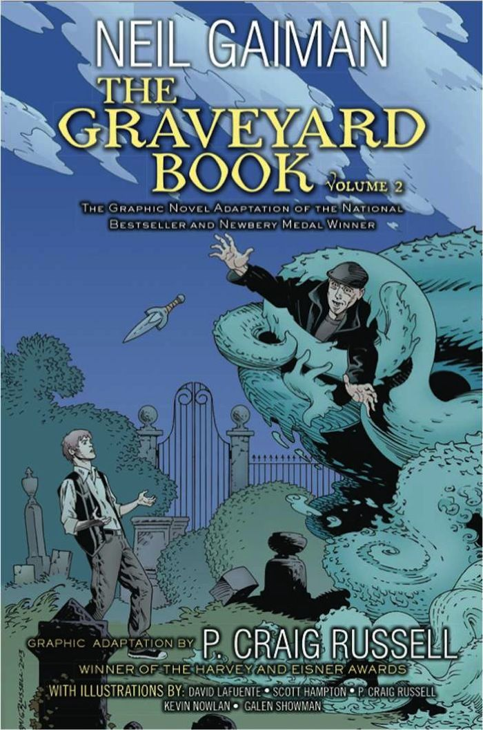 The Graveyard Book Cover Art ~ Best p craig russell images on pinterest comics