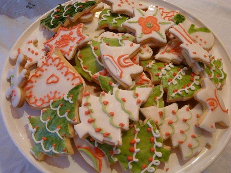 and more christmas cookies!