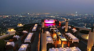 #Отели и #Курорты: #Роскошный #отель #Lebua at #State #Tower (#Бангкок, #Таиланд)