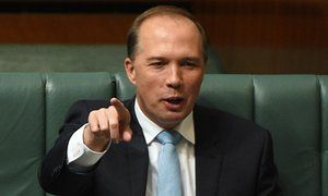 Dutton's warning of economic Armageddon under Labor is embarrassingly wrong  Despite the immigration minister's extraordinary claims, all the persuasive evidence shows investors won't flee if Labor wins the election