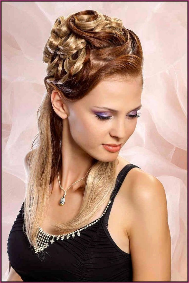 Simple Hairstyles Semi-Open – Frisurentrend 2019 -…