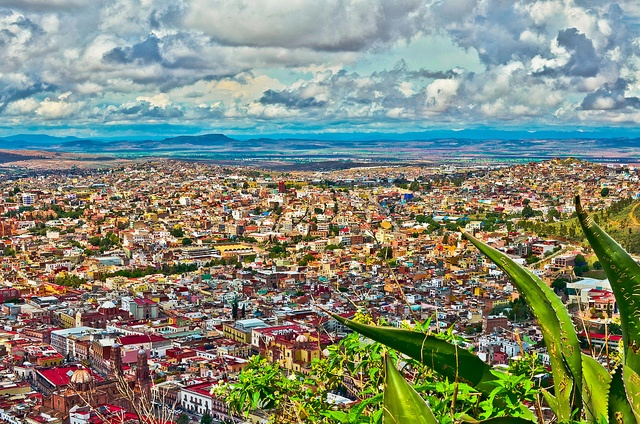 View in Zacatecas Mexico!