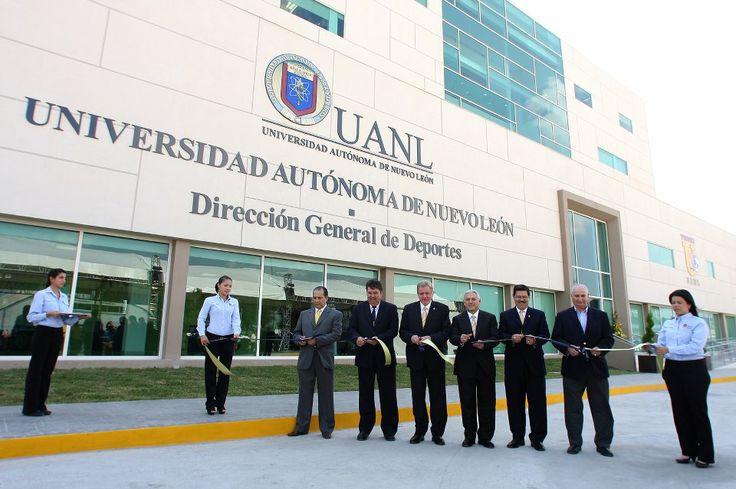 El 13 de octubre de 2010 se inaugura la Torre Administrativa de la Dirección General de Deportes (DGD).