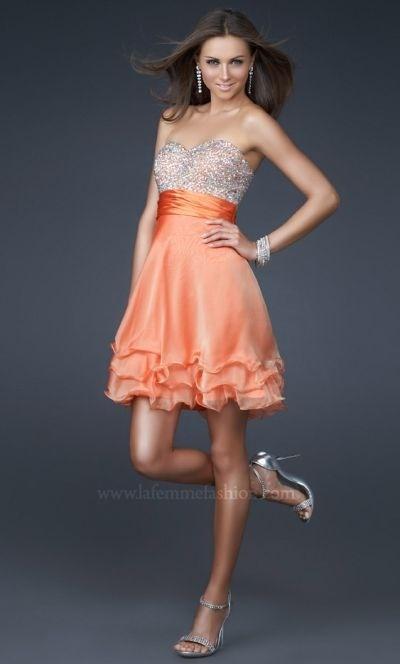 16 best Short Prom Dresses images on Pinterest | Short prom dresses ...
