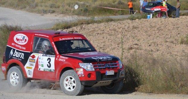 El asalto al título por parte de Rubén Gracia finalmente no pudo ser. Las circunstancias no plantearon una prueba fácil para los de GPR Sport, que comenzaron a arrastrar problemas mecánicos graves apenas comenzó la primera etapa.