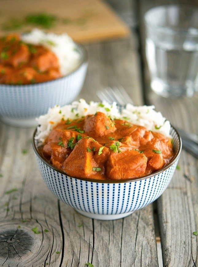Easy Creamy Crock-Pot Coconut Curry Chicken - excellent - very tasty