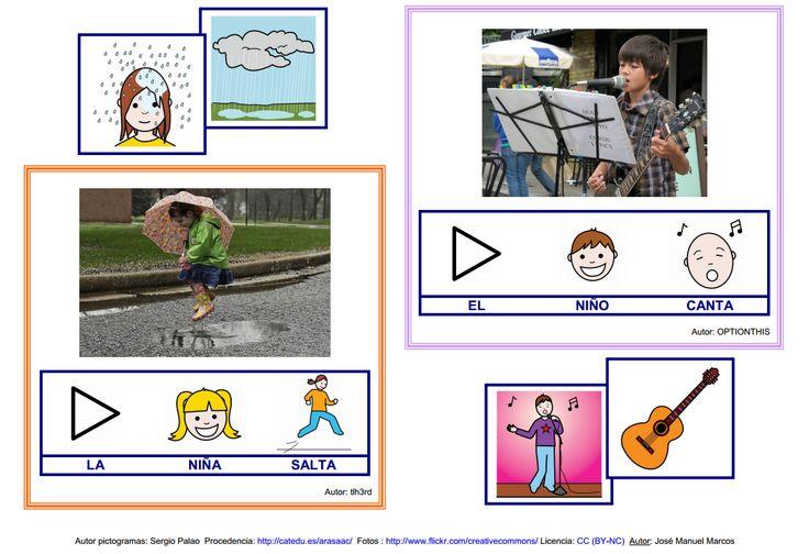 El libro de los niños - Lámina 4. http://informaticaparaeducacionespecial.blogspot.com.es/2009/05/libros-para-hablar-libro-de-los-ninos.html