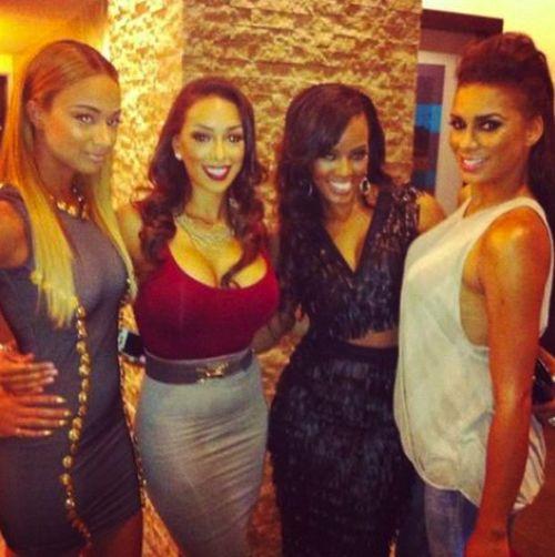 basketball wives LA <3