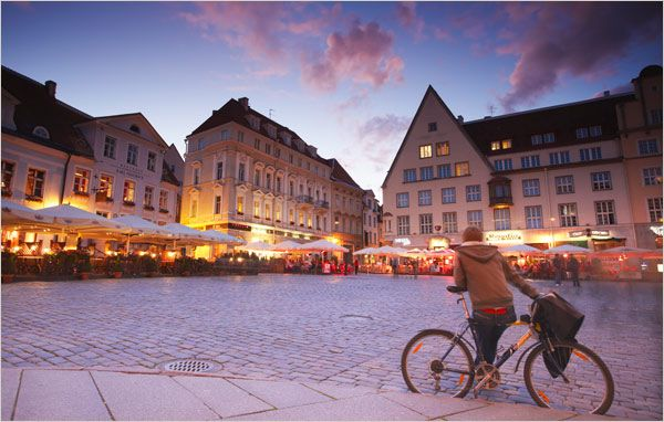 Tallinn, Estonia: The beautiful capital city aim to shed its stag-party past