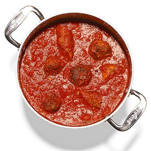 Make this Super Sunday Sauce and you'll feel like you're dining at an authentic Italian villa