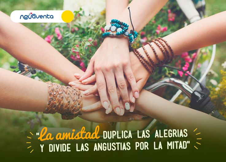 ¡Qué vivan los amigos! 🎉😃 Etiqueta a esa persona especial 👇 ❤️.