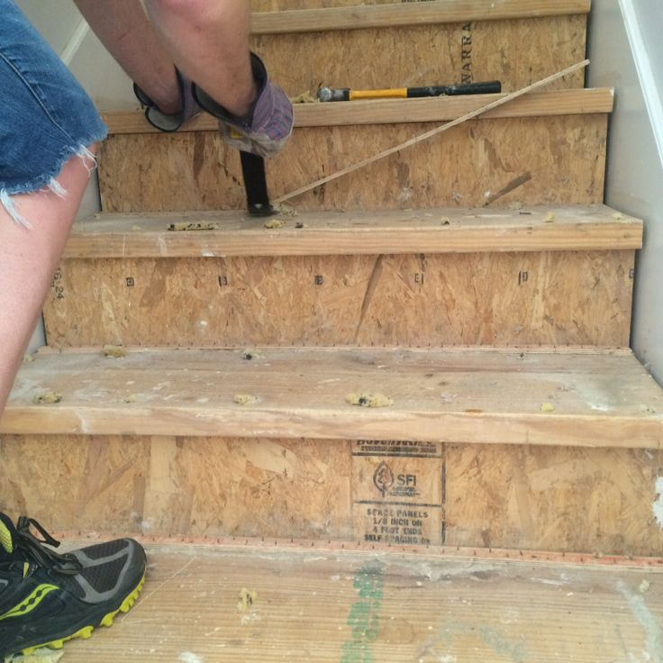 Best The Diy Guide To Installing Stair Treads Diy Stairs 400 x 300