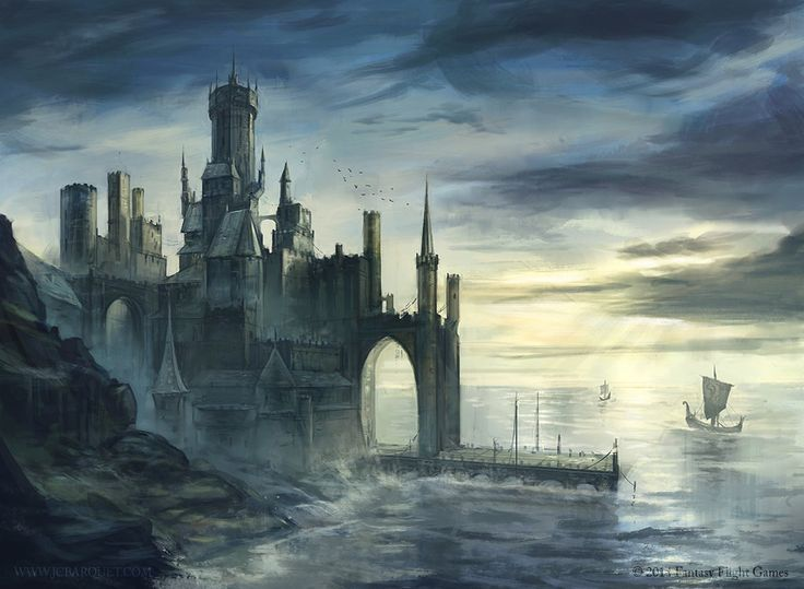 Ten Towers - Game of Thrones LCG by jcbarquet.deviantart.com on @deviantART