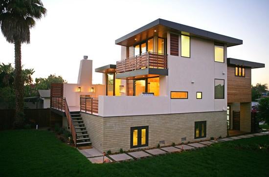Del Mar Residence: Allard Jansen Architects