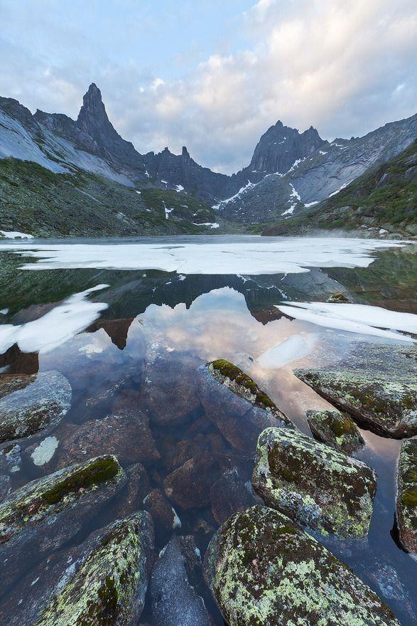 Ergaki Nature Reserve, Siberia, Russia