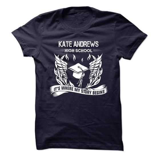 KATE ANDREWS HIGH SCHOOL - Forever in my heart - #boyfriend gift #money gift. OBTAIN LOWEST PRICE => https://www.sunfrog.com/No-Category/KATE-ANDREWS-HIGH-SCHOOL--Forever-in-my-heart-63445114-Guys.html?68278