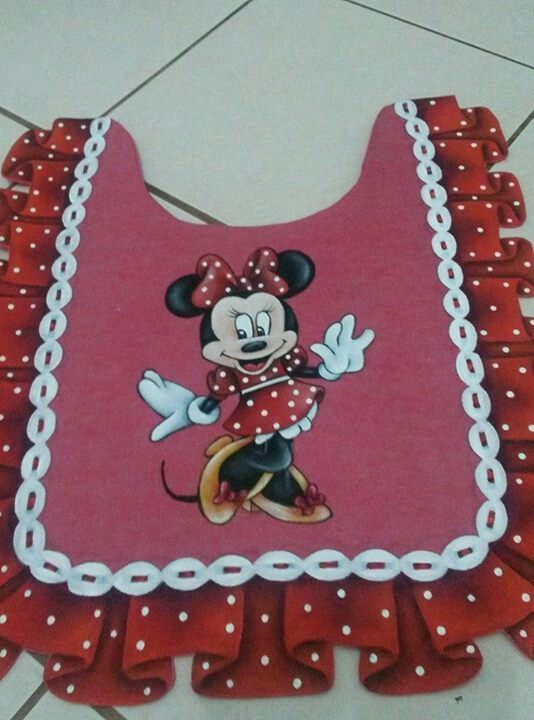 Babado  inteligente e Minnie