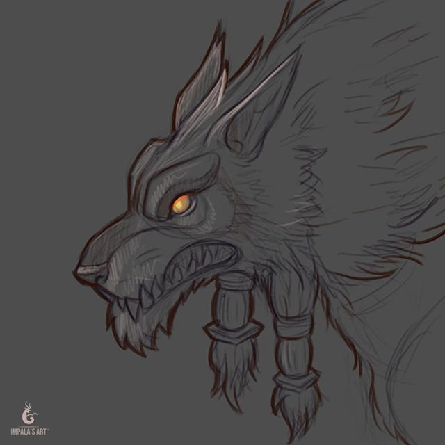 Browse Worgen Images And Ideas On Pinterest