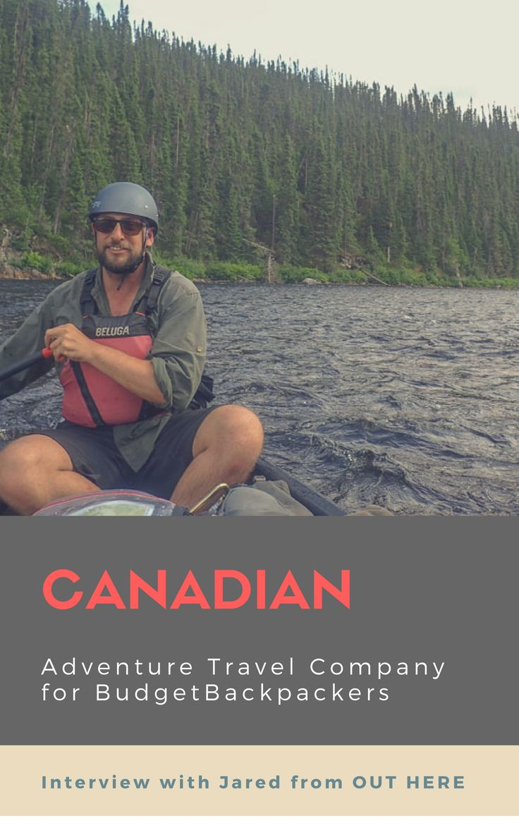 Canada has only a limited offer in ways of budget travel for backpackers. Check out my interview with Jared about his new travel company Out Here Travel.