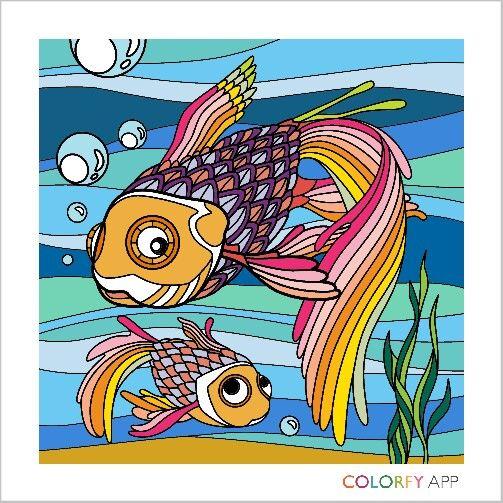 Fantasy Fishes