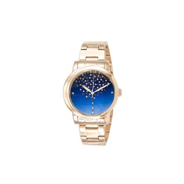 Ρολόι Visetti  Brilliant series  rose gold Steel Bracelet  ZE-991RC