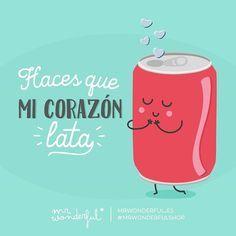Cuando estás cerca… #mrwonderful #quote #love