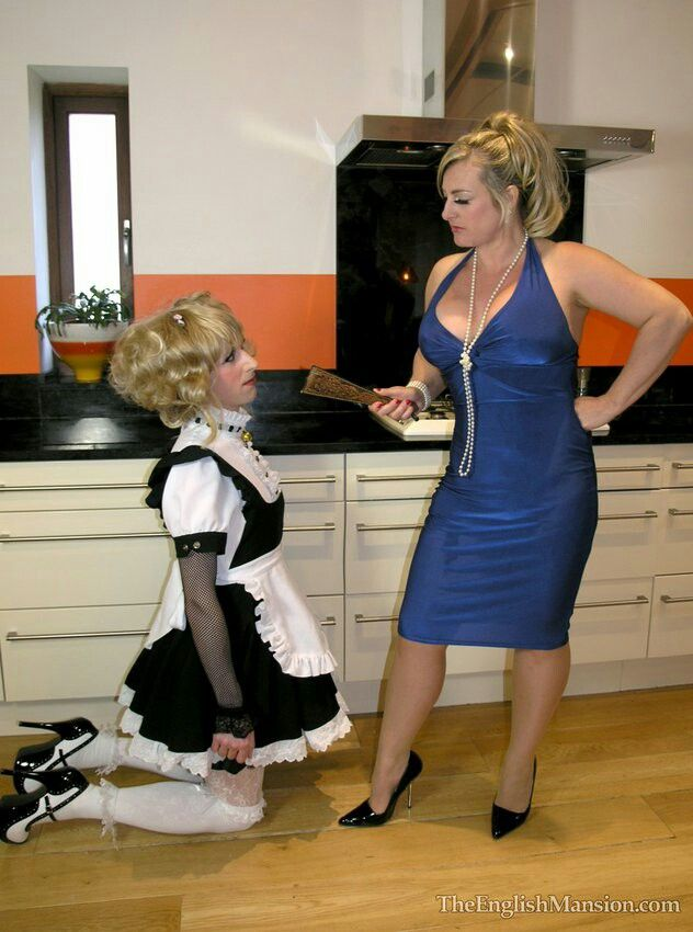 how to train a sissy