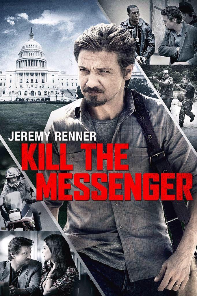 Kill The Messenger ~ Jeremy Renner, Rosemarie DeWitt, Paz Vega, Ray Liotta, Andy Garcia, Michael Sheen, Oliver Platt, Barry Pepper, Robert Patrick, Tim Blake Nelson, Richard Schiff, Michael K. Williams.