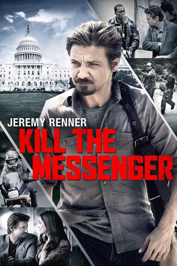 Kill The Messenger ~ Jeremy Renner, Rosemarie DeWitt, Paz Vega, Ray Liotta, Andy Garcia, Michael Sheen, Oliver Platt, Barry Pepper, Robert Patrick, Tim Blake Nelson, Richard Schiff, Michael K. Williams.