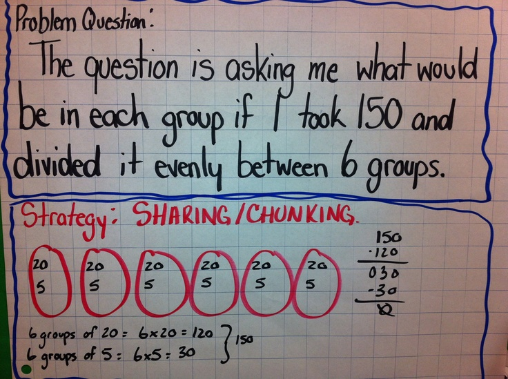 16 best Division images on Pinterest | Math division, Elementary ...