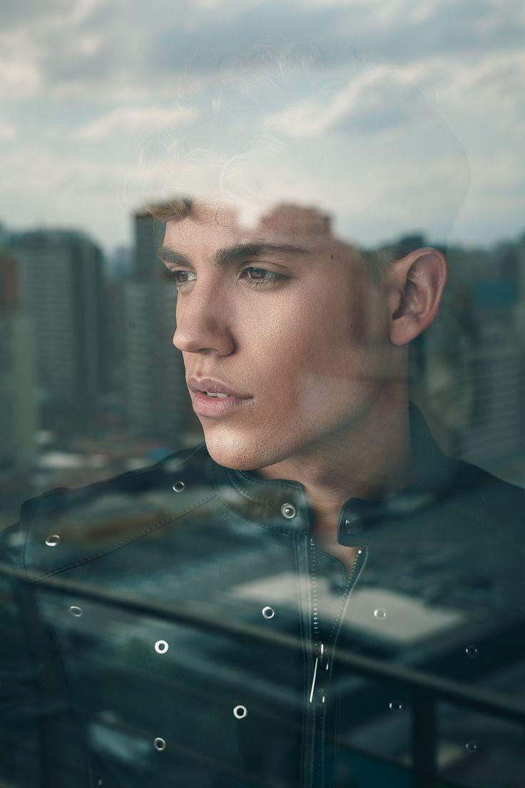 PORTRAIT  Model : Marko Andre Leon