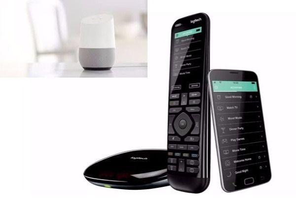 Logitech Harmony Remotes Get Google Voice