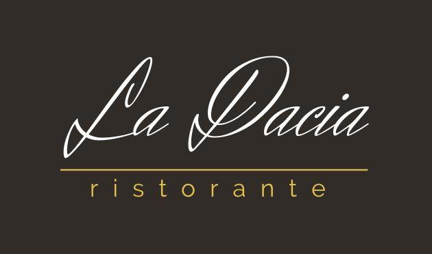 Ristorante La Dacia #logo #brand #logotype #graphic