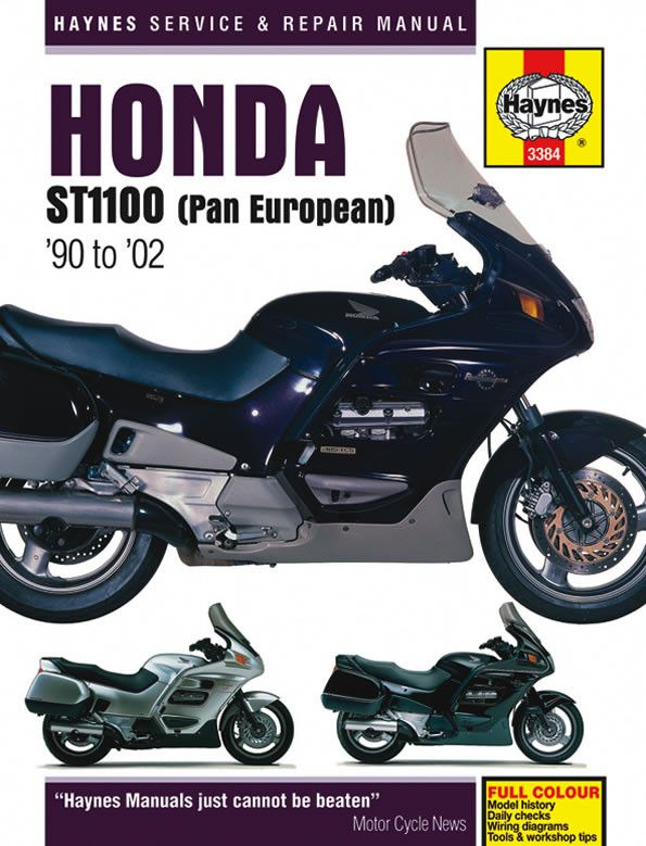 815f35db7e09d0687ee0d727d5a5a2ef repair manuals service 71 best moto honda st 1100 images on pinterest honda, biking Basic Electrical Wiring Diagrams at bayanpartner.co