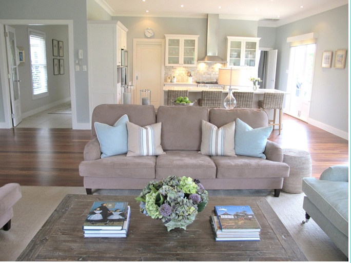 Beachy Living Room Wall Colors Sectional Layout Ideas 147 Best Beach Theme Decor For My Cali Hut Images On Pinterest Open Concept Kitchen Design By Kimara